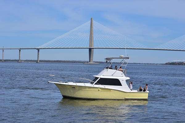Boat Tour Charleston Harbor