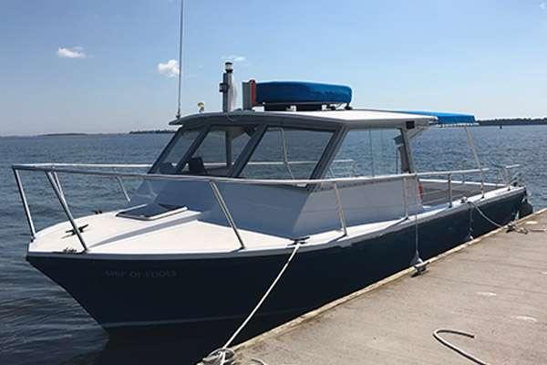 Charleston Party Boat